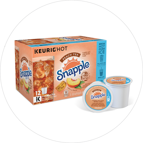 Snapple Coffee